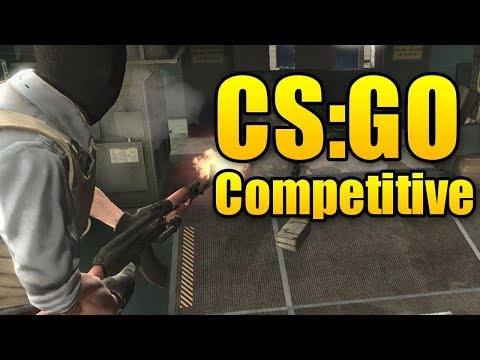 CS:GO Full Competive Gameplay