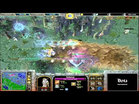 [o] TV10 DotA Tournament A zone Skyfall vs YDW
