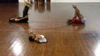 2 Year Old, Zaya's Choreography To Chandelier By Sia