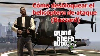 GTA 5: Código Para Desbloquear El Helicóptero De Ataque