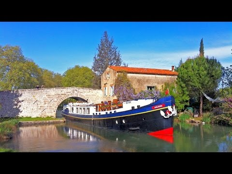Hotel Barge Cruises in Europe - Luxury Canal Cruises and Barge Holidays in France