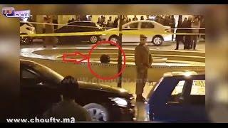 بالفيديو.. استنفار امني بالقرب من البرلمان و محطة القطار بالرباط لحظة العثور على حقيبة سوداء |