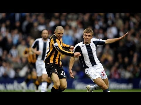 Hull City 1 West Bromwich Albion 3 - 2007/08 Championship winning season