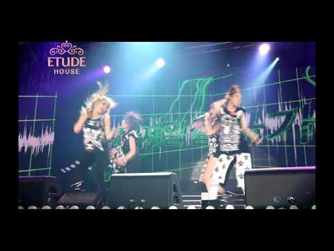 2011 ETUDE PINK PALY CONCERT