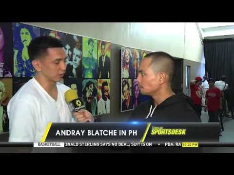 Jimmy Alapag & Jayson Castro talk about new Gilas-Pilipinas recruit Andray Blatche