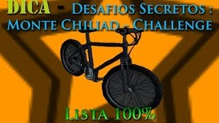 GTA San Andreas D&C ''Dica. Desafios Secretos : Monte