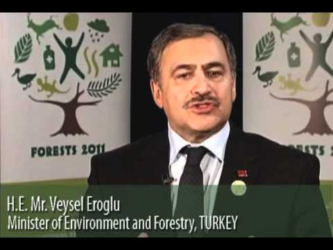 International Year of Forests (Forests 2011) -- H.E. Mr. Veysel Eroglu