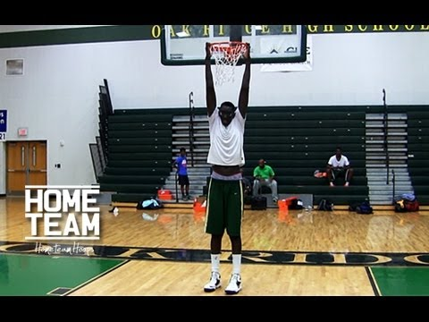 play video: Taco Fall |Tallest High School Player In The World