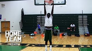 "7'5 Tacko ""Taco"" Fall Is The Tallest High School Player In"