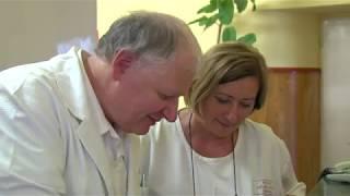 Dr. Janszky József professzor a Neurológiai Klinika élén