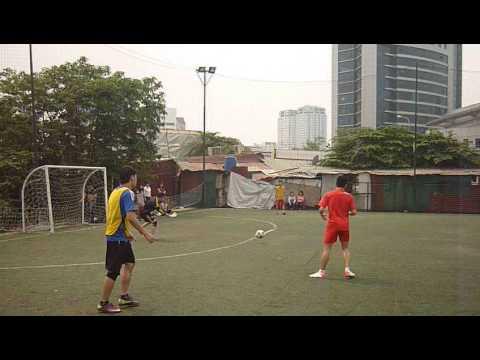 Giao lưu bóng đá vs Bắc Giang