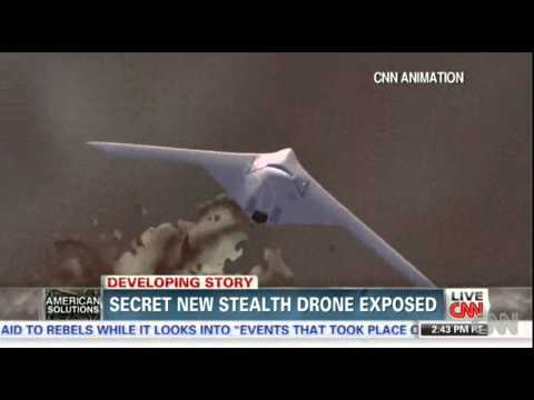 The latest US. unmanned spy plane