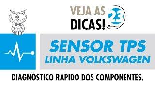 DICA MTE 23 – Sensor TPS Linha Volkswagen