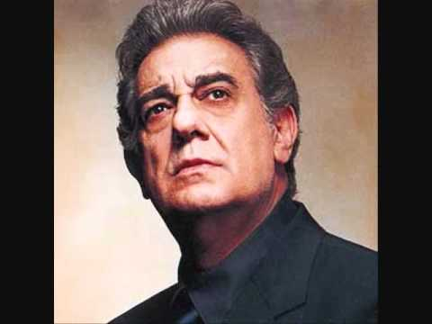 "Placido Domingo ""Tonight"""