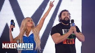 Rusev & Lana promise to crush Elias & Bayley on WWE Mixed Match Challenge