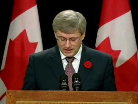 Canadian PM: I Will Defend Israel 'whatever the cost'
