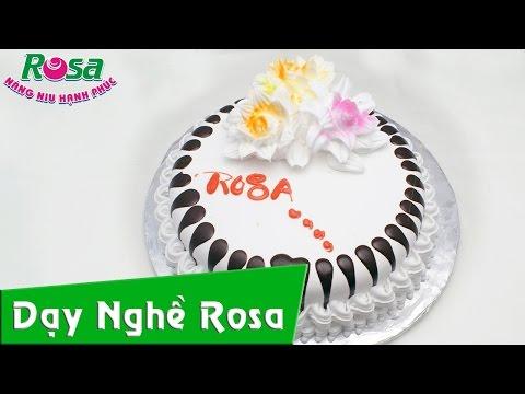 Bánh sinh nhật - rosavn.net
