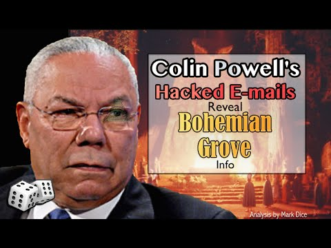 Hacked Colin Powell Emails Reveal Bohemian Grove Info