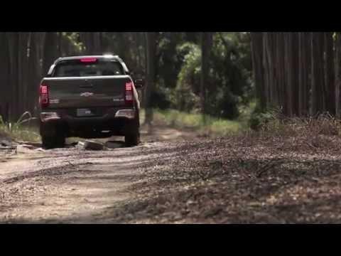 Chevrolet lança linha 2015 da S10