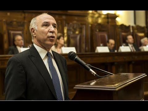 Ricardo Lorenzetti encabezó el acto de apertura del año judicial