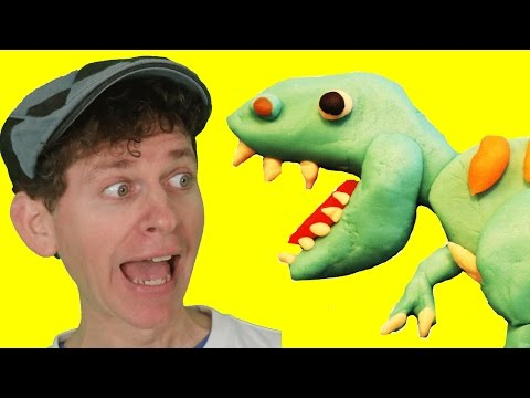 Walk Like a Dinosaur with Matt | Fun Children's Song, Action Song | Learn English Kids