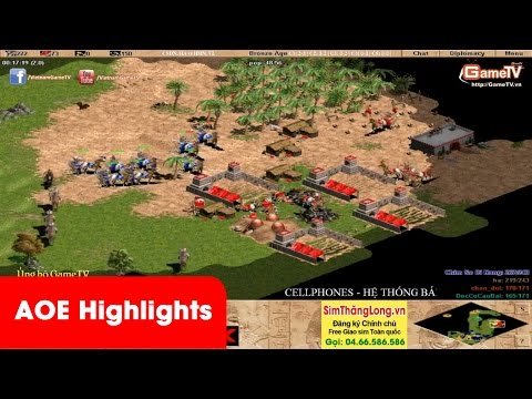 AOE Highlights - Hài hước Tuấn Tiền Tỉ, kèo Chim Sẻ Đi Nắng (Sumer), HA (Palm) vs Vanelove, HMN