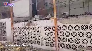 فضيحة و بالفيديو..أزبال وروائح كريهة في قلب مستشفى ابن رشد بالبيضاء   |   بــووز