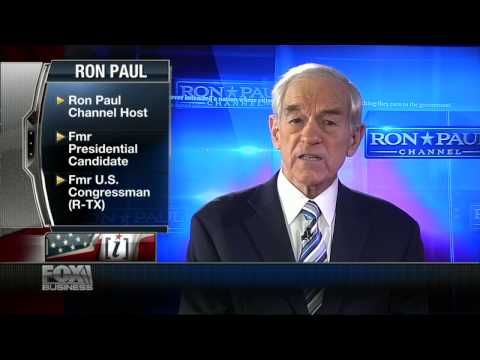 Ron Paul: Edward Snowden Is A Hero
