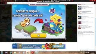 Hack Comida E Ouro Dragon City- Tool New Skys