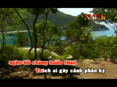 KARAOKE.Cong Chua Huyen Tran.HAT VOI THU HA