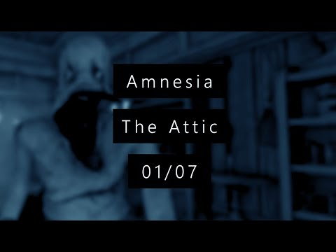 Kiki Horror Show - 1/? - Amnesia CS : The Attic - LA PIRE ! + [Liens]