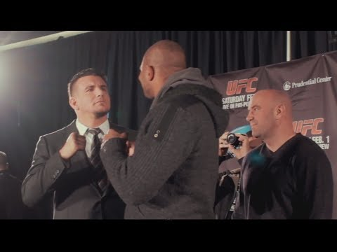 Behind the Scenes at UFC 169 : Getting to Know Fighters' Personalities at Media Day