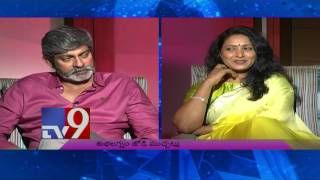 Interview: Jagapathi Babu with Aamani, for old times sake ..