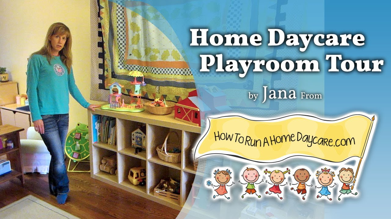 All comments on How to run a home daycare: Playroom Tour (Starting