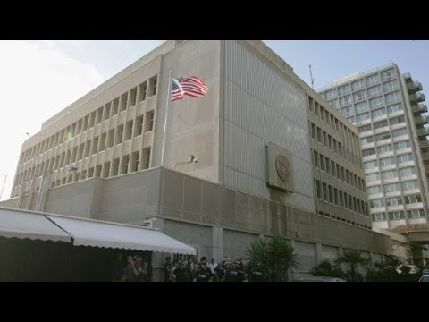 Israel: Arrests made in terror plot against U.S. Embassy