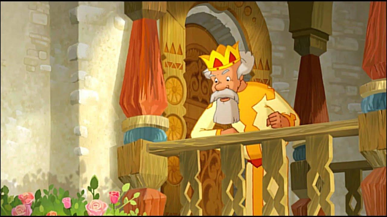 Сценки царевна несмеяна мультфильм