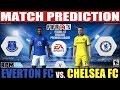 FIFA 14: Everton FC vs. Chelsea FC Match Prediction EPL Fecha #3