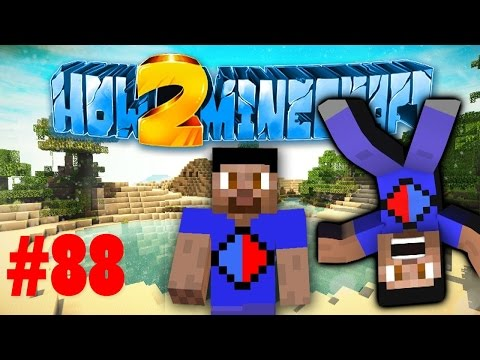 Minecraft SMP HOW TO MINECRAFT S2 #88 'BASE JUMPING V2!' with Vikkstar