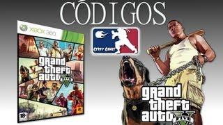 Codigos GTA 5 Xbox 360