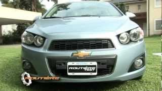 Routiere Test Chevrolet Sonic Sedan LTZ Pgm170