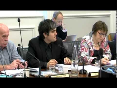 Dunedin City Council - Annual Plan Deliberations - May 13 2014 - Part 2