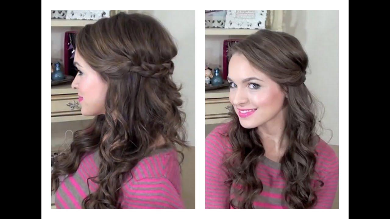 Прически на свадьбу подружки на длинные волосы