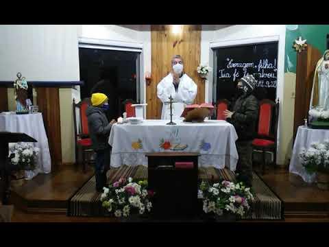 Santa Missa | 29.07.2021 | Quinta-feira | Padre Robson Antônio | ANSPAZ