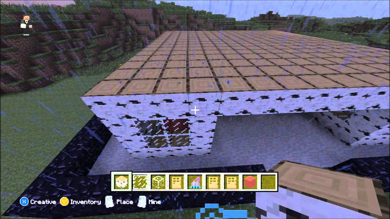 Minecraft xbox quick build challenge house youtube - Quick build houses ...