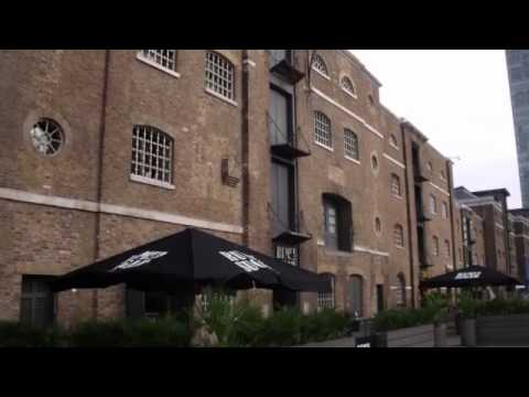 Museum of London docklands Canary Wharf London