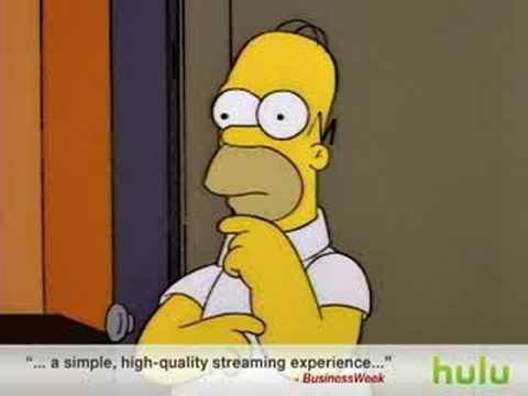 Homer decided to teach, Homer decided to teach....