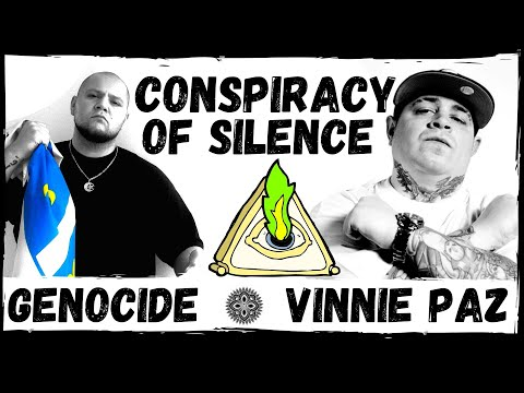 Genocide Ft. Vinnie Paz - Conspiracy Of Silence [Prod By: Junior Makhno]