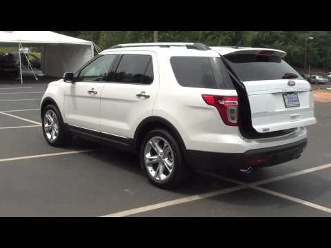 FOR SALE NEW 2012 FORD EXPLORER LIMITED!! STK# 110020
