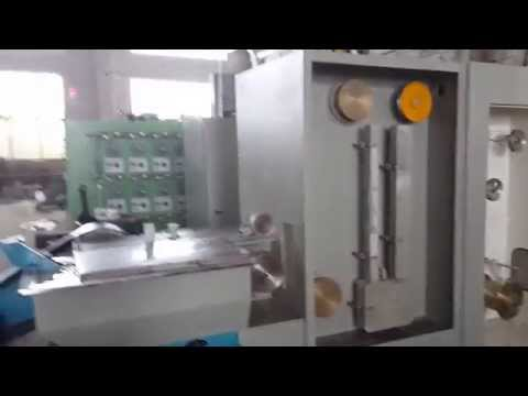 POLY-9DT INTERMEDIATE FINE WIRE DRAWING MACHINE DESIGN FOR EGYPT
