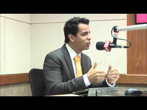CBN - Mundo Corporativo: Entrevista com Scher Soares.